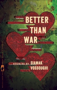 Vossoughi Book Cover