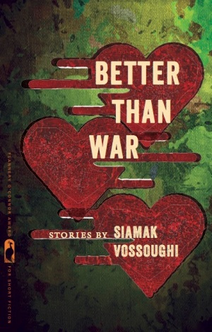 Vossoughi Book Cover